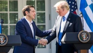 Τραμπ: Πυλώνας σταθερότητας η Ελλάδα