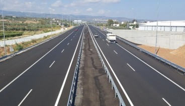 Κυκλοφοριακές ρυθμίσεις και σήμερα στην Εθνική οδό Θεσσαλονίκης - Αθήνας