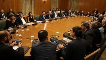 Καλωσόρισε τους νέους υπουργούς ο Αλ. Τσίπρας