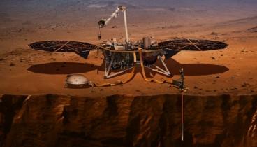 Βρέθηκαν ενδείξεις για αρχαίες υπόγειες λίμνες στον πλανήτη Άρη