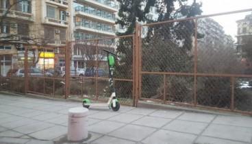 Δωρεάν μετάβαση στα εκλογικά κέντρα της Θεσσαλονίκης με πατίνι!