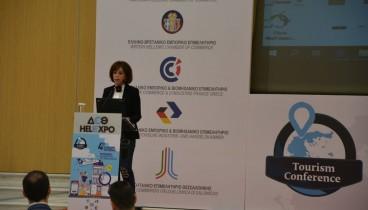 """Β. Πατουλίδου: Ο ΟΤΘ επενδύει στην """"έξυπνη"""" τεχνολογία που θα καθορίσει το μέλλον του τουρισμού"""