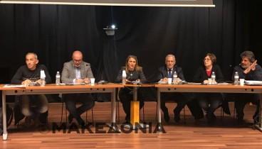 Με μεγάλη επιτυχία πραγματοποιήθηκε το πρώτο debate υποψηφίων δημάρχων που διοργάνωσε η «ΜτΚ» και το makthes.gr