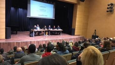 Ολοκληρώθηκε το debate υποψηφίων δημάρχων στο δήμο Αμπελοκήπων - Μενεμένης