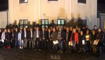 Τους πρώτους 73 υποψηφίους παρουσίασε ο δήμαρχος Παύλου Μελά, Δημήτρης Δεμουρτζίδης