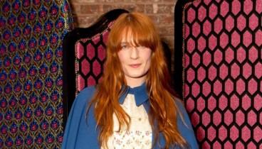 Η Φλόρενς Γουέλς πρέσβειρα του Οίκου Gucci