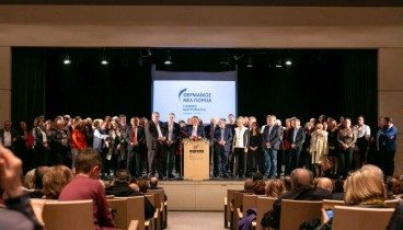 Το ψηφοδέλτιο του «Θερμαϊκός - Νέα Πορεία» παρουσίασε ο δήμαρχος Γιάννης Μαυρομάτης