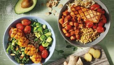 NEW ENTRY - TGI Fridays μοναδικά Superfood Bowls