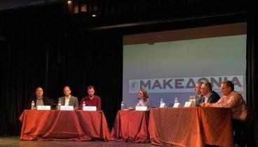 Ολοκληρώθηκε το debate των υποψήφιων δημάρχων της Καλαμαριάς