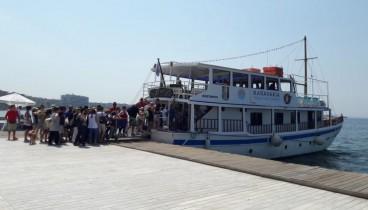 Θεσσαλονίκη: Αρχίζει την Πρωτομαγιά η θαλάσσια συγκοινωνία