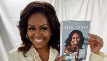 Μισέλ Ομπάμα: Με διακατείχε πάντα αυτή η αποφασιστικότητα, αυτό το ζωηρό πνεύμα
