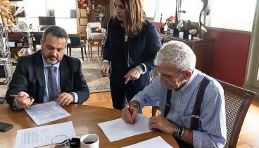 Δήμος Θεσσαλονίκης και ΧΑΝΘ ανανέωσαν τη συνεργασία τους