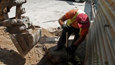Χωρίς νερό περιοχές σε Νεάπολη και Σταυρούπολη