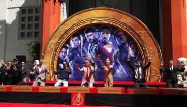 """Σπάει τα ρεκόρ το  """"Avengers: Endgame"""""""