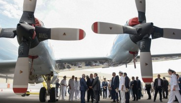 Παραδόθηκε στο Πολεμικό Ναυτικό το πρώτο αεροσκάφος ναυτικής συνεργασίας P-3B