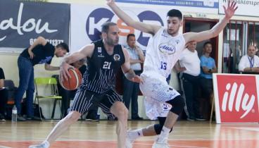 Μπάσκετ: Νίκησε η Καστοριά, την περιμένει ο Ηρακλής στους τελικούς των πλέι οφ της Α2