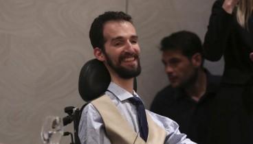 Στέλιος Κυμπουρόπουλος: Η αναπηρία δεν ανήκει στην αριστερά
