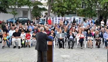 Λάζαρος Κυρίζογλου: Περισσότερη δημοκρατία, με περισσότερη αυτοδιοίκηση