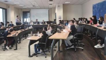 Νεάπολη-Συκιές: Μελλοντικοί δήμαρχοι και αντιδήμαρχοι πρόβαραν το ρόλο τους