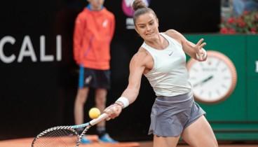 Τένις: Αποκλεισμός για Σάκκαρη