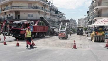 Κλείνει αύριο η οδός Ελευθερίου Βενιζέλου στη Νεάπολη