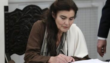 Η Λυδία Κονιόρδου νέα πρόεδρος του Κέντρου Πολιτισμού στο Ίδρυμα Σταύρος Νιάρχος