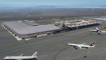 """Θεμελιώνεται σήμερα το νέο τέρμιναλ του αεροδρομίου """"Μακεδονία"""""""