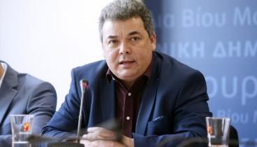 Ο Γιώργος Αγγελόπουλος επικρατέστερος διάδοχος της Κατερίνας Νοτοπούλου