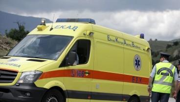 Μια τραυματίας μετά από σύγκρουση οχημάτων στον περιφερειακό Θεσσαλονίκης