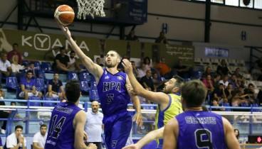 Μπάσκετ: Ντεμπούτο Μέξα με νίκη του Ηρακλή στην Καστοριά