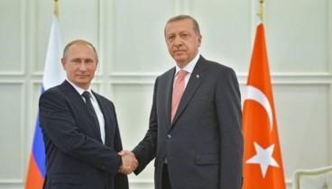 Συμφωνία Πούτιν - Ερντογάν για αποστρατικοποιημένη ζώνη στην Ιντλίμπ