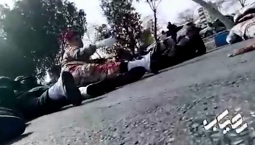 Η στιγμή της επίθεσης με τους 29 νεκρούς στο Ιράν (βίντεο)