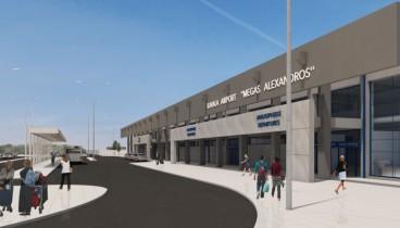 Αυξάνει τα τέλη στα αεροδρόμια που κάνει έργα η Fraport