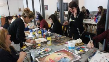 Εικαστικά εργαστήρια για ενήλικες στο Μακεδονικό Μουσείο Σύγχρονης Τέχνης