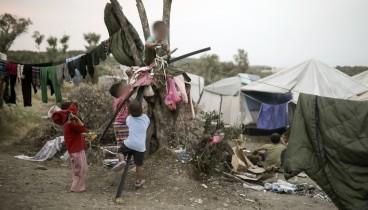 Γιατροί Χωρίς Σύνορα: Να φύγουν τα παιδιά από τη Μόρια