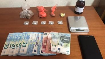 Θεσσαλονίκη: Σύλληψη 39χρονου για κατοχή ναρκωτικών