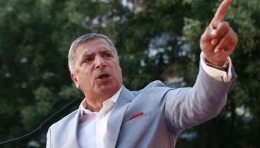 Γ. Πατούλης: Δεν είναι στις προθέσεις μου η δημιουργία νέου κόμματος
