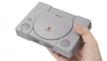 Η Sony λανσάρει μίνι έκδοση του πρώτου Playstation