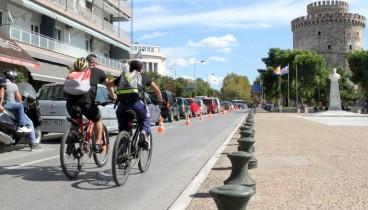 """Θεσσαλονίκη: Αύξηση τουριστών από Ευρώπη και Αμερική """"βλέπει"""" ο Σπ. Πέγκας"""
