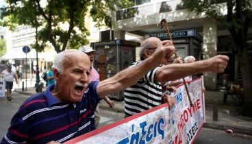 To πρωτοδικείο Θεσσαλονίκης δικαίωσε συνταξιούχο για περικοπές σε συντάξεις και δώρα