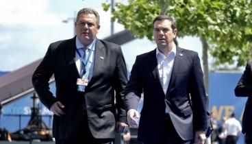 Επιμένει ο Καμμένος, στα όρια η κόντρα με τον ΣΥΡΙΖΑ