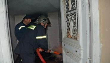 Φωτιά σε διαμέρισμα στην Τούμπα