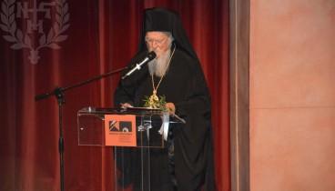 Οικουμενικός πατριάρχης: Θα συνεχίσουμε μέχρι τέλους τη διεκδίκηση των πατρώων θησαυρών