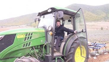 Ο καλύτερος νέος αγρότης της χρονιάς