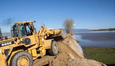 Νέα αντιπλημμυρικά έργα σε Χαλκιδική και Πέλλα προωθεί η ΠΚΜ