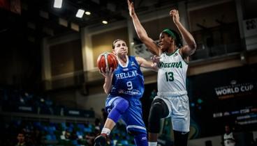 """Μπάσκετ: """"Αυτοχειρία"""" της Εθνικής γυναικών"""