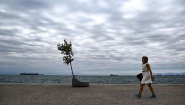 «Δροσιά» στη Θεσσαλονίκη - Στους 16 βαθμούς η θερμοκρασία