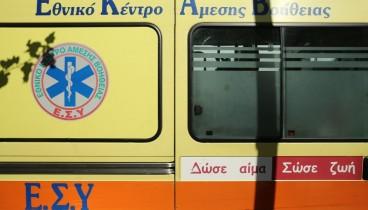 Συμπλοκή με έναν τραυματία έξω από το ΕΠΑΛ Καλαμαριάς