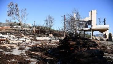 Διευρύνεται η απαλλαγή από τον ΕΝΦΙΑ για τους ιδιοκτήτες ακινήτων στις πυρόπληκτες περιοχής της Αττικής