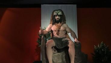Ο 12 άθλοι του Ηρακλή μέσα από τρισδιάστατα εκθέματα και τη φωνή του Γ. Σερβετά στη Θεσσαλονίκη